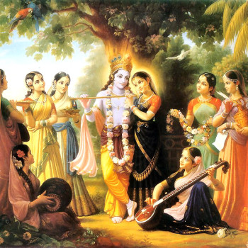 Gopis-Love-for-Krishna
